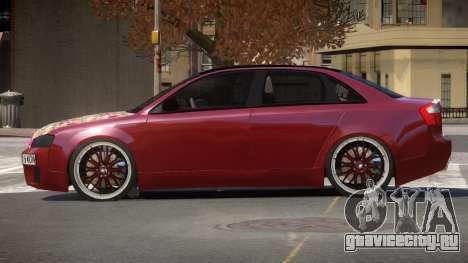 Audi S4 MR для GTA 4