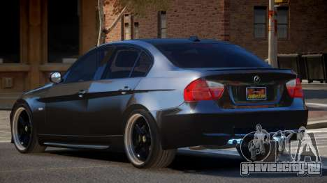 BMW M3 E90 TR для GTA 4