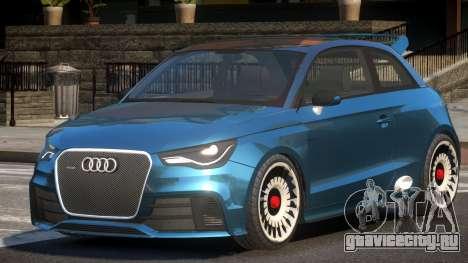 Audi A1 R-Tuning для GTA 4