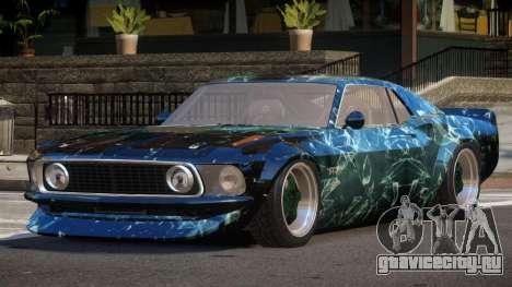 Ford Mustang TR Custom PJ3 для GTA 4