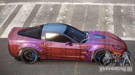 Chevrolet Corvette R-Tuned PJ3 для GTA 4