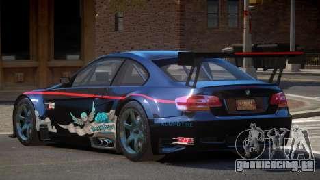 BMW M3 GT2 MS PJ6 для GTA 4