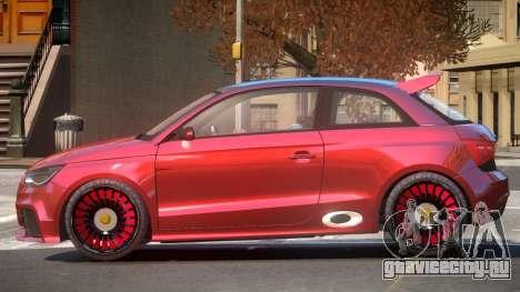 Audi A1 G-Style для GTA 4
