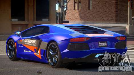 Lamborghini Aventador G-Tuned PJ3 для GTA 4