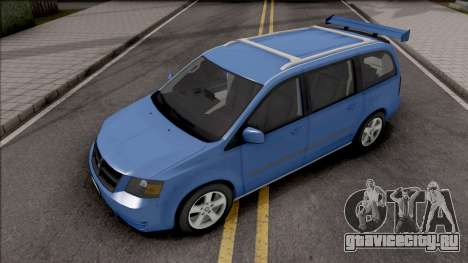 Dodge Grand Caravan для GTA San Andreas