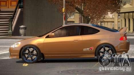 Acura RSX GT для GTA 4