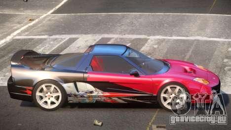 Honda NSX Racing Edition PJ4 для GTA 4