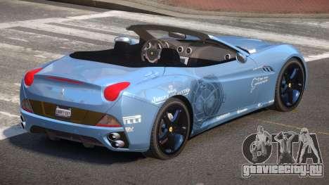 Ferrari California SR PJ2 для GTA 4