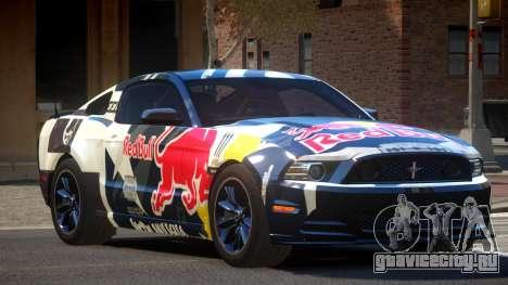Ford Mustang 302 MS PJ1 для GTA 4
