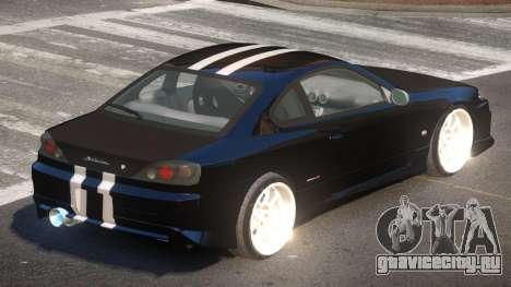 Nissan Silvia S15 G-Style для GTA 4