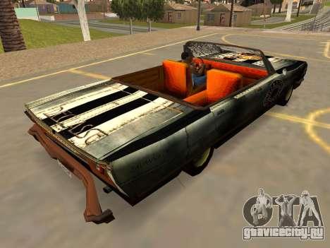 Горячий Саванна ржавый (ЭКО-значки-дополнительно для GTA San Andreas