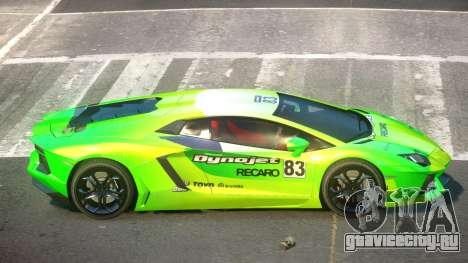 Lamborghini Aventador G-Tuned PJ4 для GTA 4