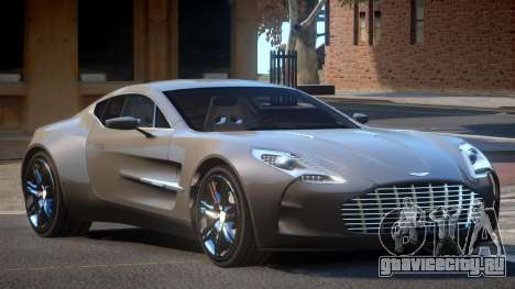 Aston Martin One77 GST для GTA 4
