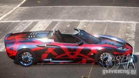 Spyker C8 R-Tuned PJ1 для GTA 4