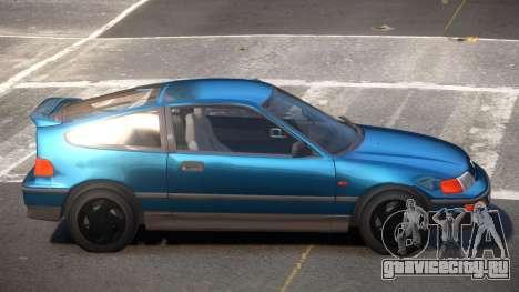 1994 Honda CRX V1.1 для GTA 4