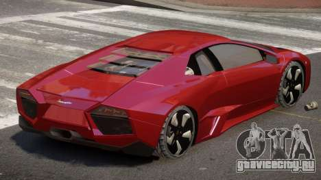 Lamborghini Reventon LF для GTA 4