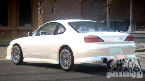 Nissan Silvia S15 M-Sport для GTA 4