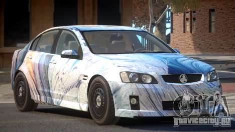 Holden Commodore TR PJ6 для GTA 4