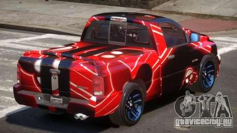 Dodge Ram R-Tuned PJ2 для GTA 4