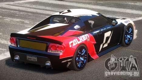 Rossion Q1 M-Sport PJ6 для GTA 4