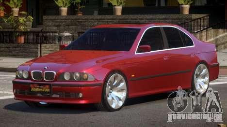 BMW M5 E39 TR для GTA 4
