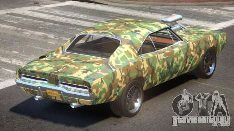 1964 Dodge Charger RT PJ6 для GTA 4