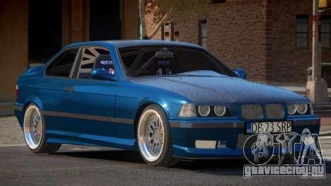 BMW M3 E36 TR для GTA 4