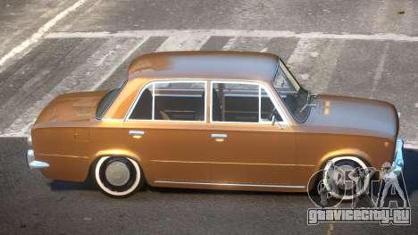 VAZ 2101 BR для GTA 4