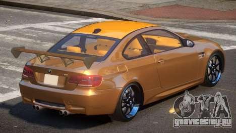 BMW M3 E92 R-Tuned для GTA 4