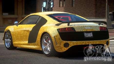 Audi R8 R-Tuned PJ1 для GTA 4