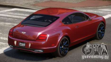 Bentley Continental TR для GTA 4