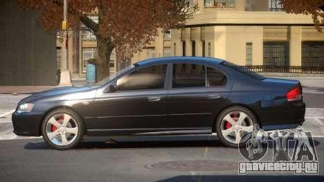Ford Falcon TR для GTA 4