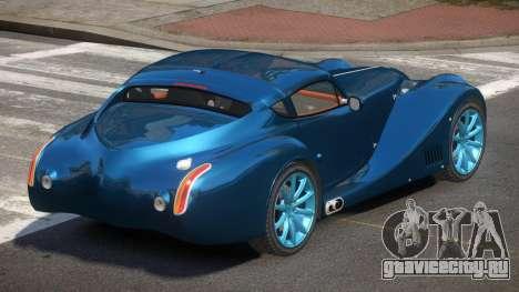 Morgan Aero RT для GTA 4