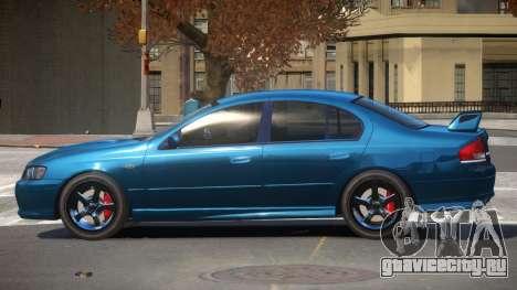 Ford Falcon SR для GTA 4