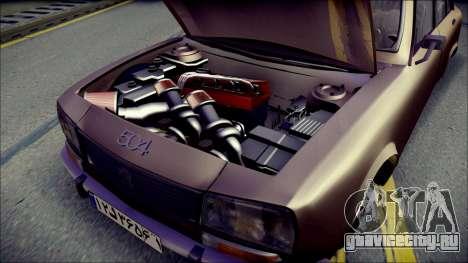 Peugeot 504 Luxury для GTA San Andreas