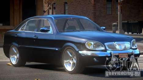 GAZ 3111 RS для GTA 4