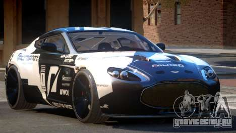 Aston Martin Zagato G-Style PJ4 для GTA 4