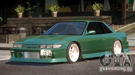 Nissan Silvia S13 TSI для GTA 4