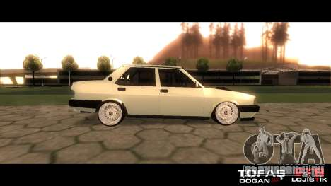 Tofas Dogan SLX - (ETB Логистика) для GTA San Andreas