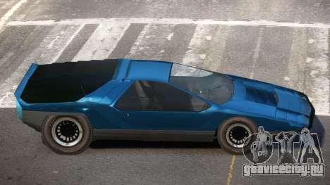 Alfa Romeo Carabo RT для GTA 4