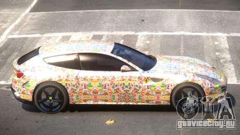 Ferrari FF S-Tuned PJ5 для GTA 4
