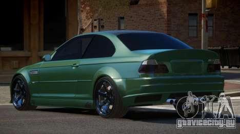 BMW M3 E46 MS для GTA 4