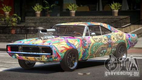 1964 Dodge Charger RT PJ5 для GTA 4