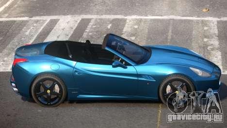Ferrari California SR для GTA 4