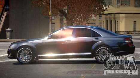 Mercedes Benz SL65 E-Style для GTA 4