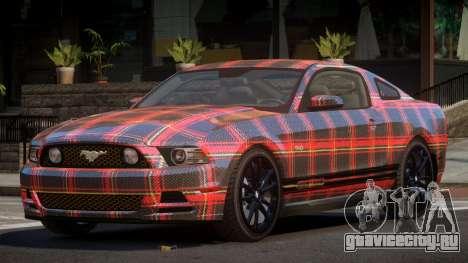 Ford Mustang GST PJ5 для GTA 4