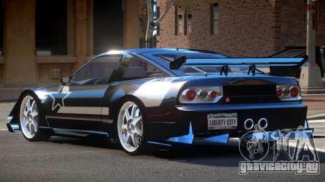 Nissan 240SX D-Tuned PJ1 для GTA 4