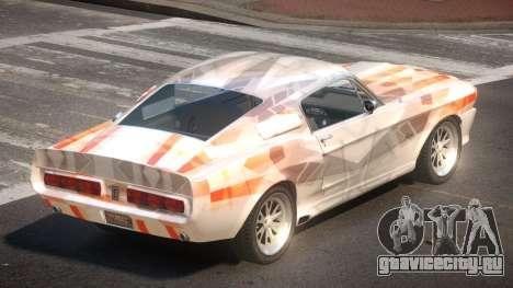 Shelby GT500 R-Tuning PJ1 для GTA 4