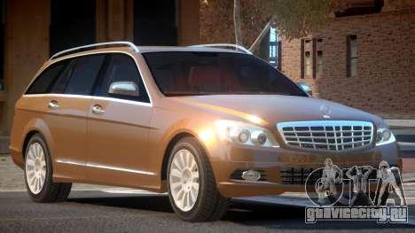 Mercedes Benz C280 RS для GTA 4