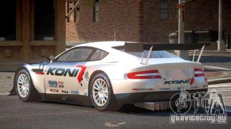 Aston Martin DBR9 G-Sport PJ6 для GTA 4